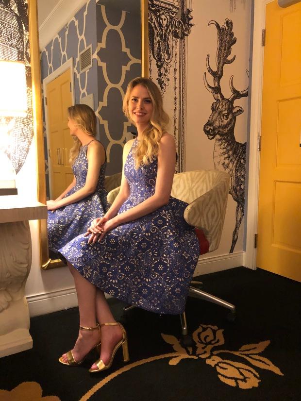 Vogue 9252 dress
